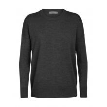 Women's Shearer Crewe Sweater by Icebreaker in Boulder CO