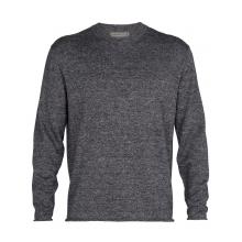 Men Flaxen LS V Sweater