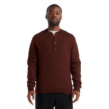 Men's Abbeyfield Half Button Sweater