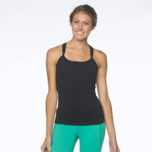 Women's Quinn Chakara Top by Prana in Banff Ab