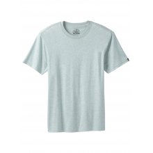 Men's prAna Crew T-Shirt by Prana in Golden Co