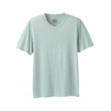Men's prAna V-Neck T-Shirt by Prana in Golden Co