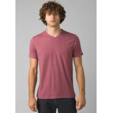 Men's prAna V-Neck T-Shirt by Prana