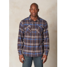 Asylum Flannel by Prana in Kirkwood Mo