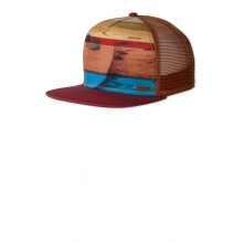Vista Trucker by Prana in Golden Co