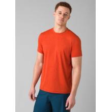 Men's Calder Short Sleeve Top by Prana