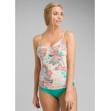 Women's Moorea Tankini by Prana in Edwards Co