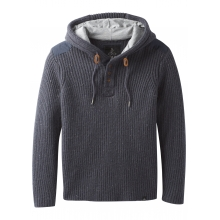Men's Hooded Henley Sweater by Prana in Fairbanks Ak