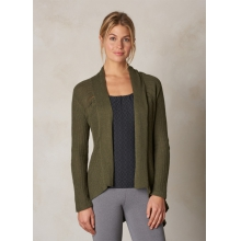 Diamond Sweater Cardi by Prana