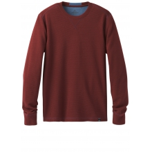Men's Wes LS Crew by Prana