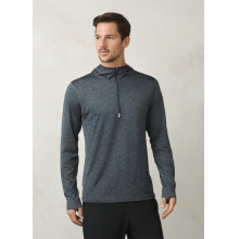 Men's Hardesty Hooded 1/4 Zip by Prana