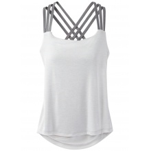 Women's Waterfall Tank by Prana in Golden Co
