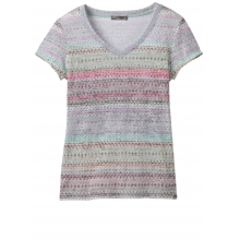 Women's S/S Portfolio VNeck Top by Prana in Flagstaff Az
