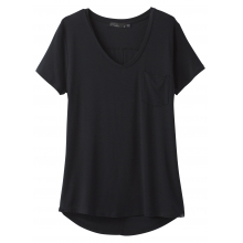 Women's Foundation S/S V Neck Top by Prana in Vancouver Bc