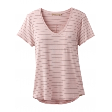 Women's Foundation Short Sleeve Vneck by Prana in Dillon Co