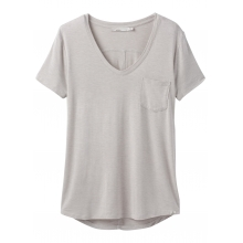 Women's Foundation Short Sleeve Vneck by Prana in Scottsdale Az