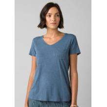 Women's Foundation Short Sleeve Vneck by Prana in Chelan WA