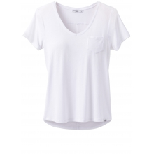 Women's Foundation SS V Neck Top by Prana in Kansas City Mo