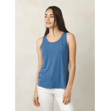 Women's Foundation Scoop Neck Tank by Prana in Edwards Co
