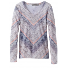 Women's L/S Portfolio VNeck Top by Prana