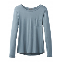 Women's Foundation L/S Crew Neck Top by Prana in Boise Id
