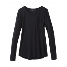 Women's Foundation Long Sleeve Crew by Prana in Corte Madera Ca
