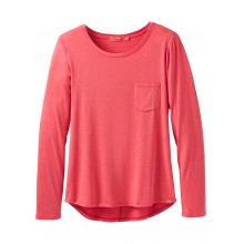 Women's Foundation L/S Crew Neck Top by Prana in Sioux Falls SD