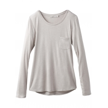 Women's Foundation Long Sleeve Crew by Prana in Blacksburg VA
