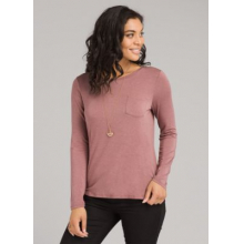 Women's Foundation Long Sleeve Crew by Prana in Glenwood Springs Co