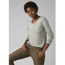 Women's Foundation Long Sleeve Crew by Prana