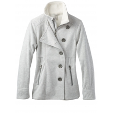 Women's Martina Heathered Jacket by Prana in Ponderay Id
