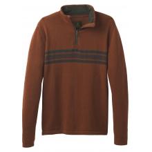 Men's Holberg 1/4 Zip Sweater by Prana