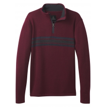 Men's Holberg 1/4 Zip Sweater by Prana