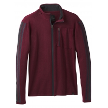 Men's Holberg Full Zip Sweater by Prana
