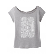 Women's Longline Tee by Prana in Tustin Ca
