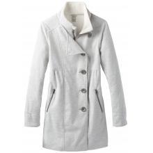 Women's Martina Long Heathered Jacket by Prana