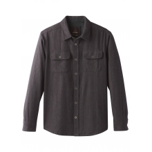 Men's Lybek LS Flannel by Prana in Fayetteville Ar