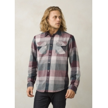 Men's Lybek LS Flannel by Prana in Bentonville Ar
