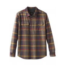 Men's Lybek LS Flannel by Prana in Anchorage Ak