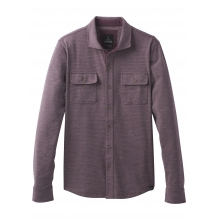 Men's Pacer LS Button Down by Prana in Squamish Bc