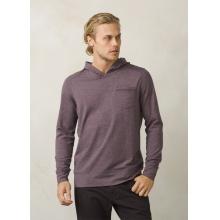Men's Pacer LS Pullover Hood