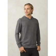 Men's Pacer LS Pullover Hood by Prana in Fairbanks Ak