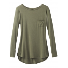 Women's Foundation L/S Tunic by Prana in Golden Co