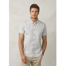 Men's Broderick Embroidery SS by Prana in Medicine Hat Ab