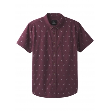 Men's Broderick Embroidery SS