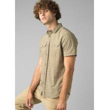 Men's Cayman Plaid Shirt by Prana