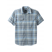 Men's Cayman Plaid Shirt by Prana in Red Deer Ab