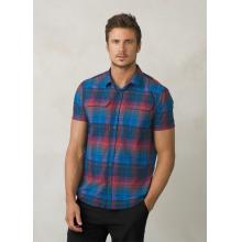 Men's Cayman Plaid Shirt by Prana in Little Rock Ar