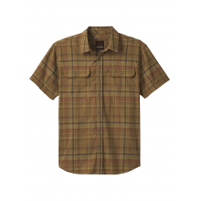 Men's Cayman Plaid Shirt by Prana in Sioux Falls SD