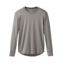 Men's Pratt LS Crew by Prana in Bentonville Ar